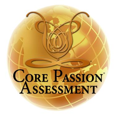 Core Passion Assessment web app