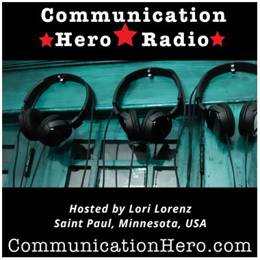 Communication Heron website and podcast