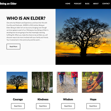 Being an Elder website