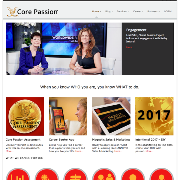 Home of Core Passion