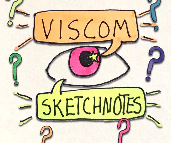 VISCOM Sketchnotes Defined